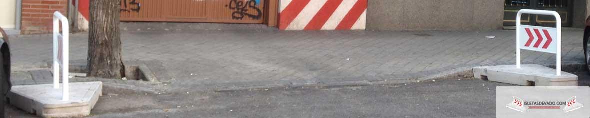 isletas para garajes en Ciudad Real