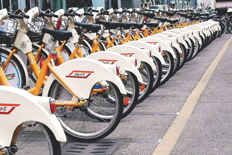 Bicicletas Para Moverte De Manera Sostenible Por La Ciudad