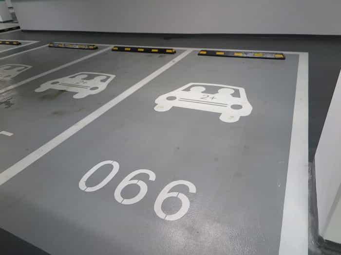 Plazas de garaje privado
