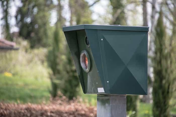 Radar de poste