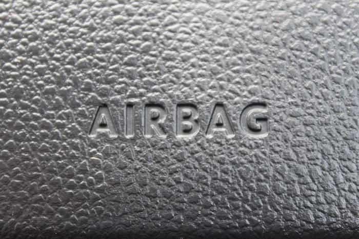 Airbag como sistema de seguridad pasiva