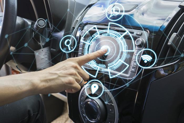 Tecnología del coche autónomo